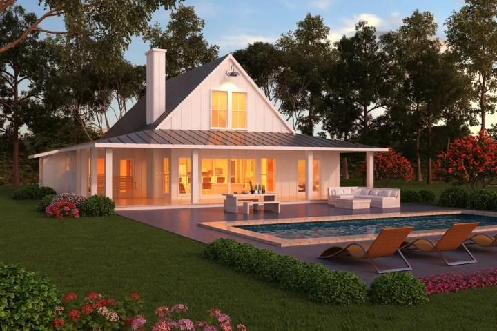 proiecte de case cu 5 camere 1 spate