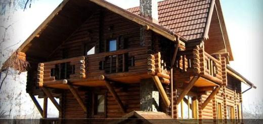case traditionale din lemn 2