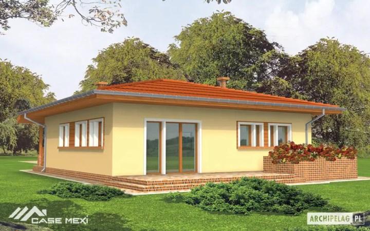 modele de case mici pentru parinti 2 spate