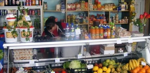 deschiderea unui magazin mixt la tara