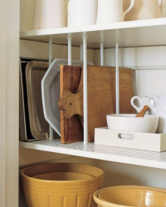 cum organizezi o bucatarie mica