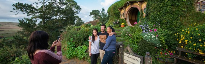 case inspirate din povesti hobbiton