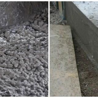 ce ciment se foloseste la fundatie si la placa