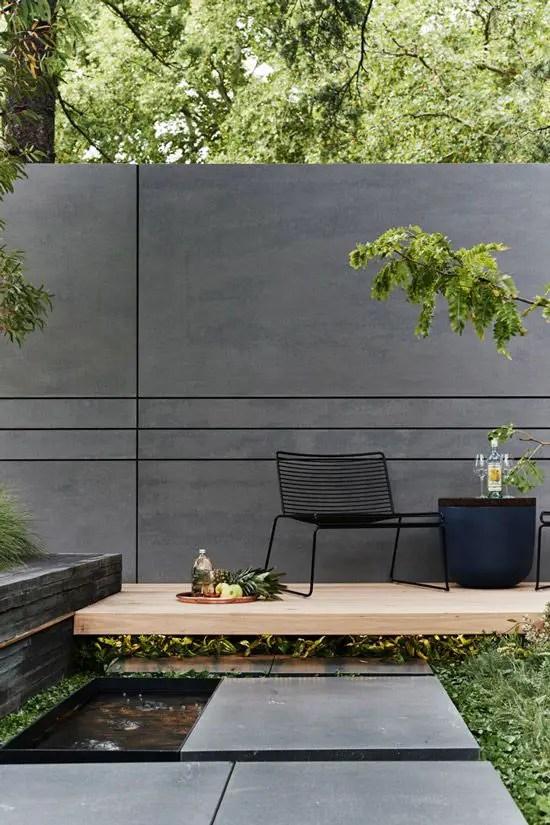 modele de garduri din beton