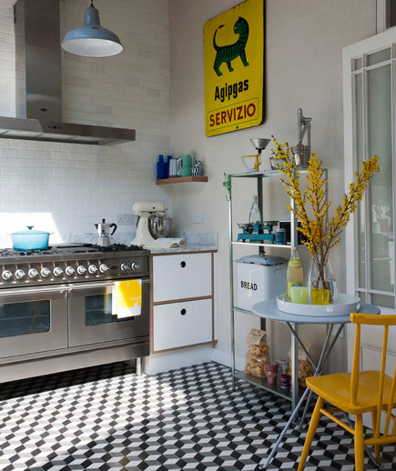 idei de decor pentru o bucatarie mai vesela