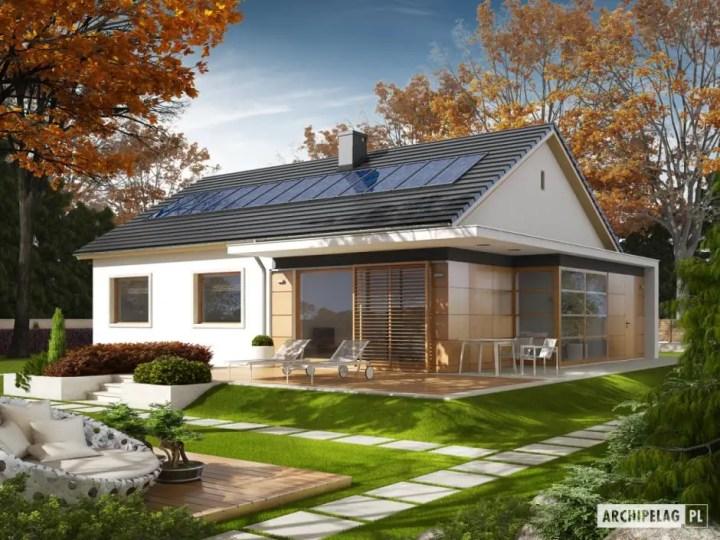 modele de case continuate cu terasa