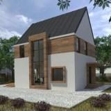 case cu mansarda moderne