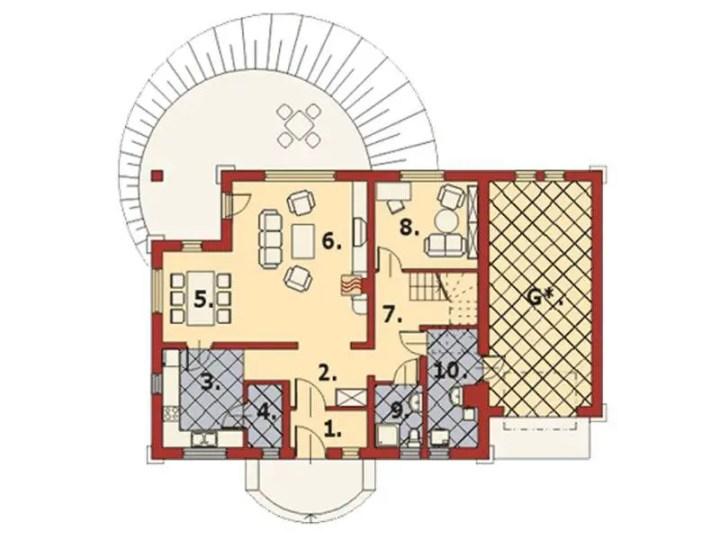 case mansardate cu 5 camere