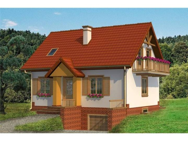 case rustice cu obloane