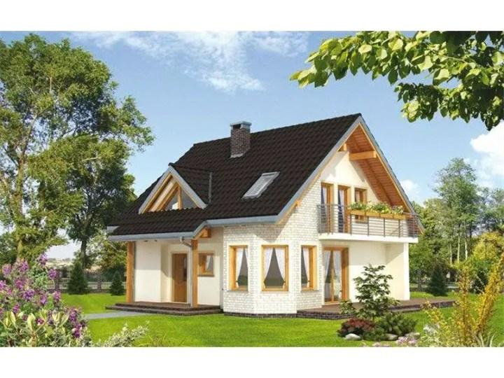 case cu ferestre de acoperis