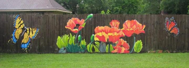 sfaturi si idei pentru a va picta gardul