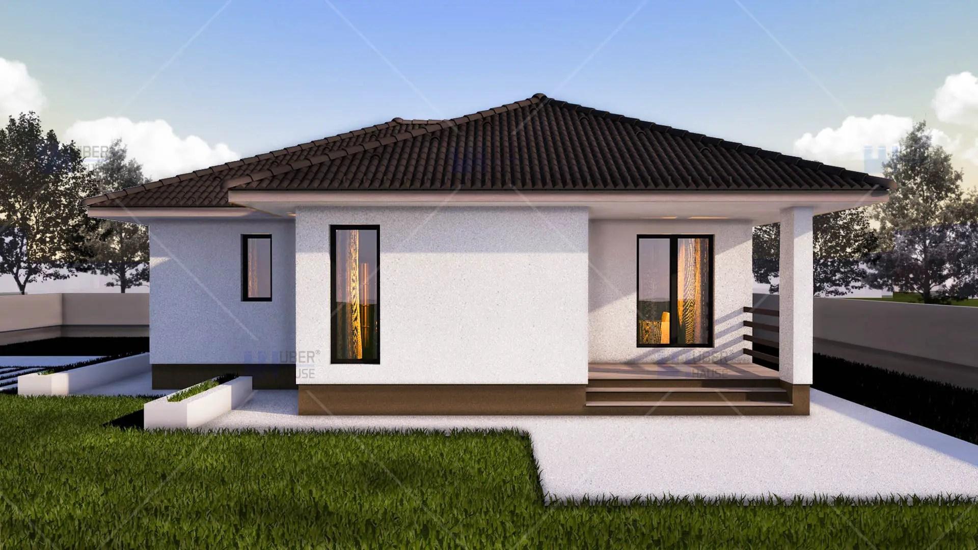 Modele moderne de case de vacanta pentru toate buzunarele for Moderne case costiere
