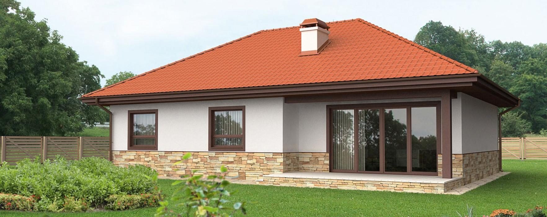 Una casa prefabbricata senza riscaldamento  caseprefabbricateinlegnoit