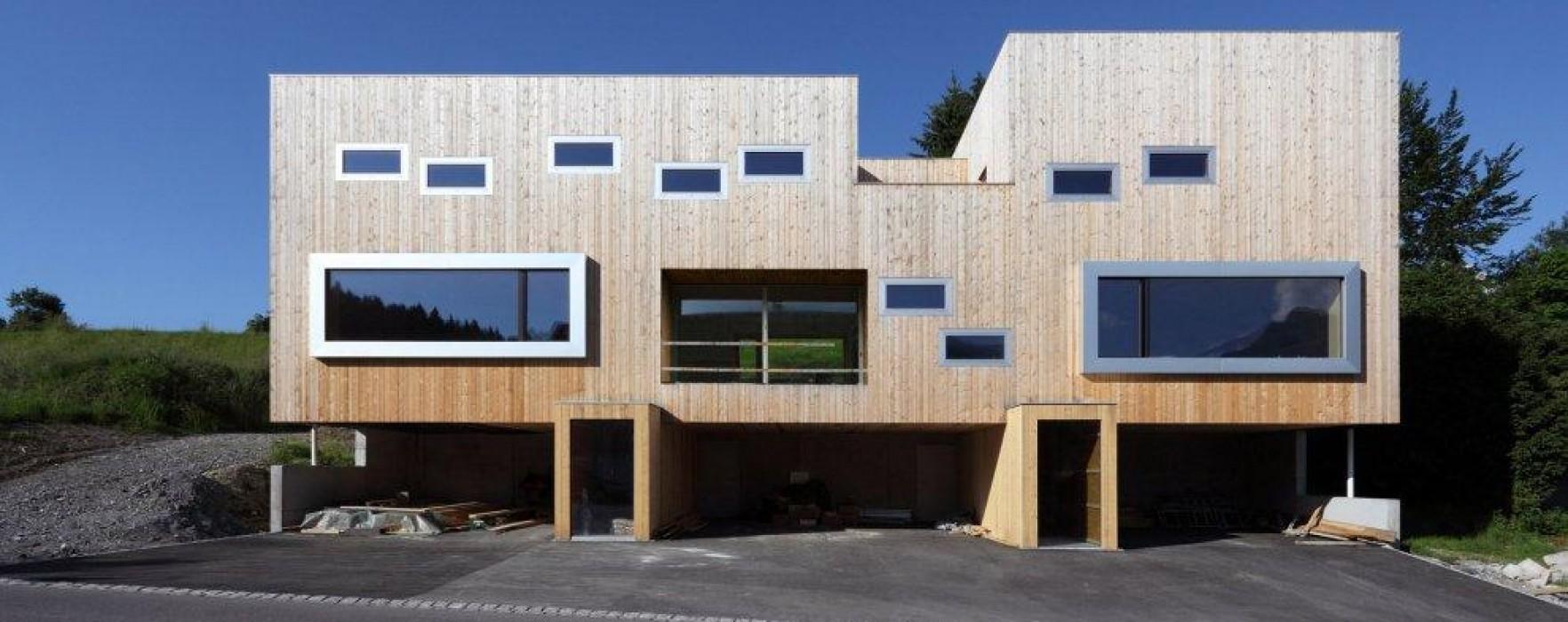 Una casa prefabbricata in legno conviene