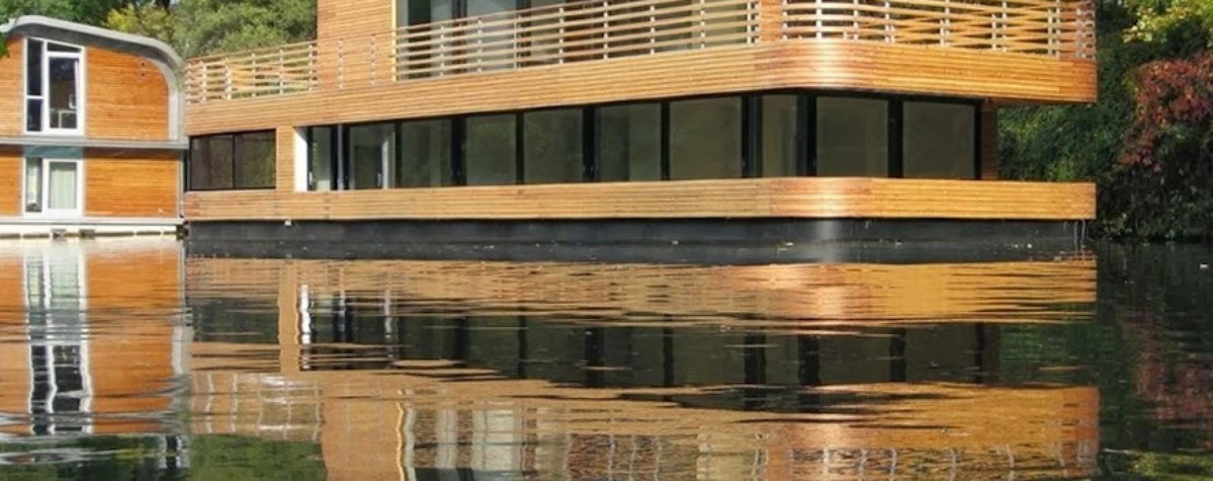 Le fondazioni di una casa di legno