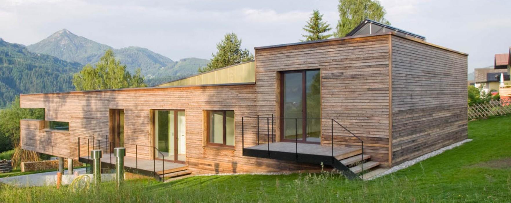 Case in legno abitabili chiavi in mano  Pannelli termoisolanti