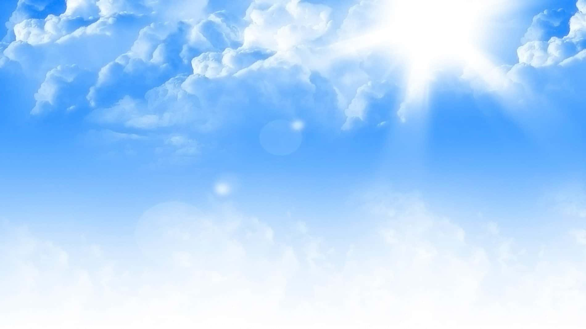 Header Banner Sky