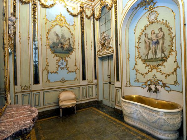 Gabinetto per uso del Bagno  Fedele Fischetti  Scheda Opera Caserta  Arteit