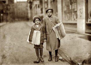 Lewis-Hine-Buster-and-Eldridge-1912