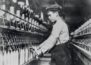 Child Labor in Southern Cotton Mill