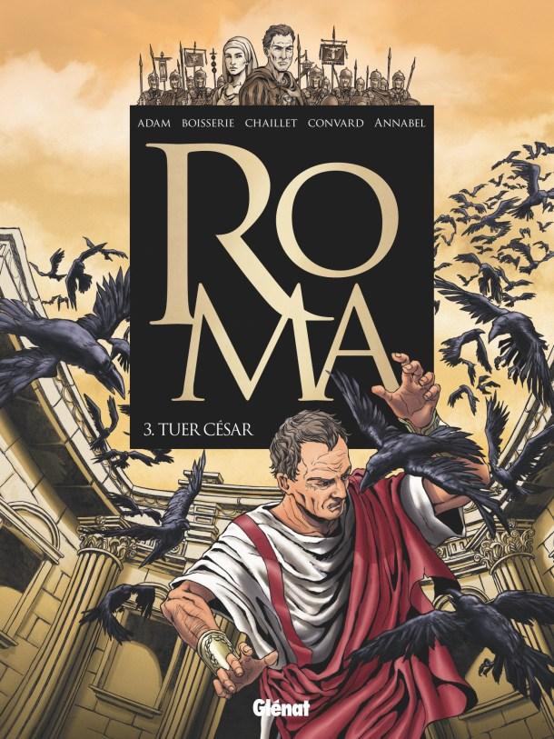 Roma T03- Couv