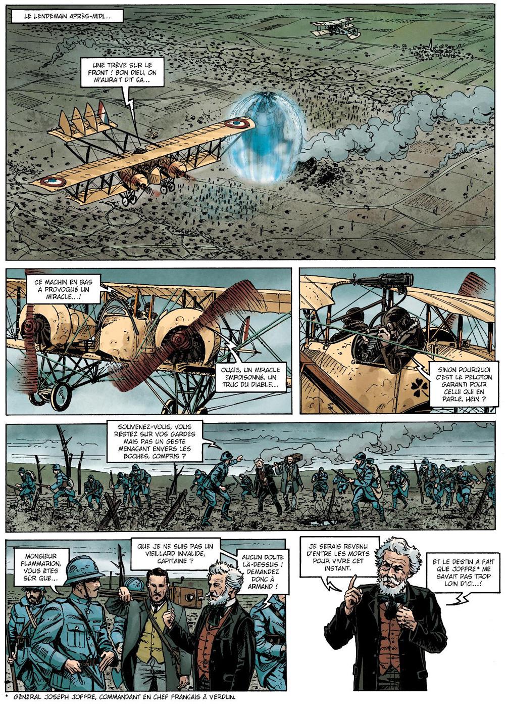 La Grande Guerre Des Mondes : grande, guerre, mondes, Grande, Guerre, Mondes, Wells, Tranchées, Cases, D'histoire