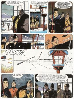 1986 Kogaratsu t2 Le trésor des étas p16
