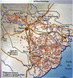 36-carte vérole delta fleuve rouge
