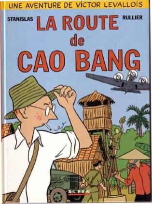 6-1992 Victor Levallois La route de Cao Bang couv