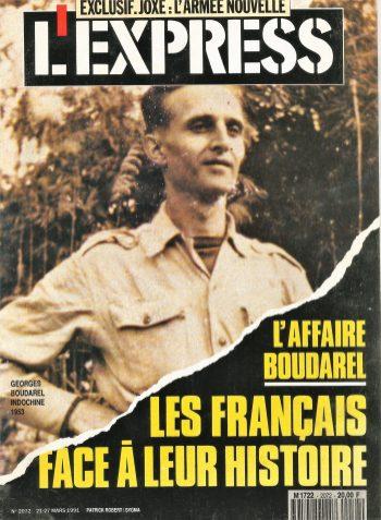 92-1991 L'express n° 2072 21-27 mars 1991