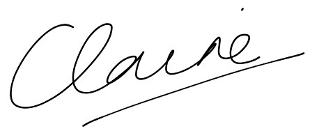 Claire Blackler Signature
