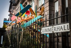 Summerhall, Edinburgh