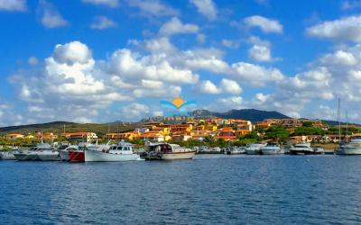 Porto Pozzo: la bellezza di un dipinto
