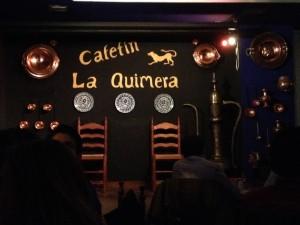 Cafetín La Quimera