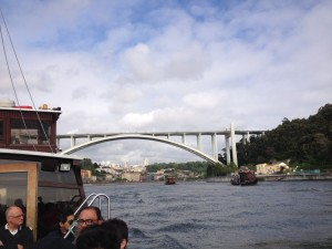 Boat ride of the Douro River