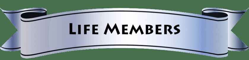life members ribbon