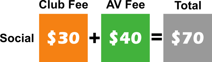social Fees Graphics