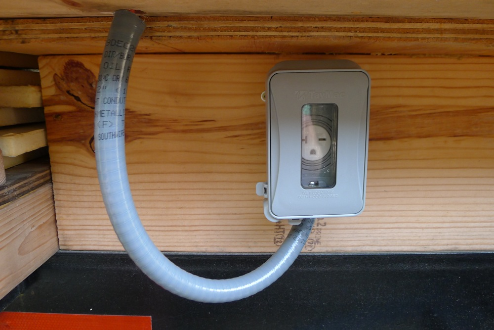 Tiny House Electrical Wiring