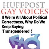 transgender political correct blog