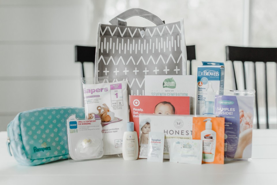 Baby Welcome Box Review | Cassandra Shiree Photography