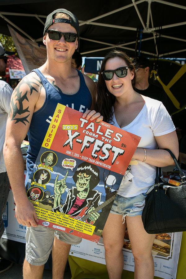 XFest 2015 San Diego California