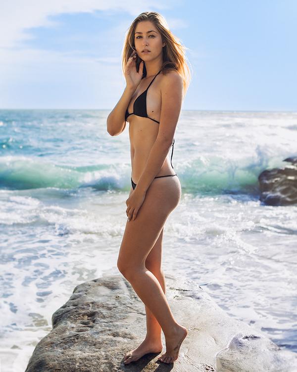 Wind and Sea Bikini Photographer