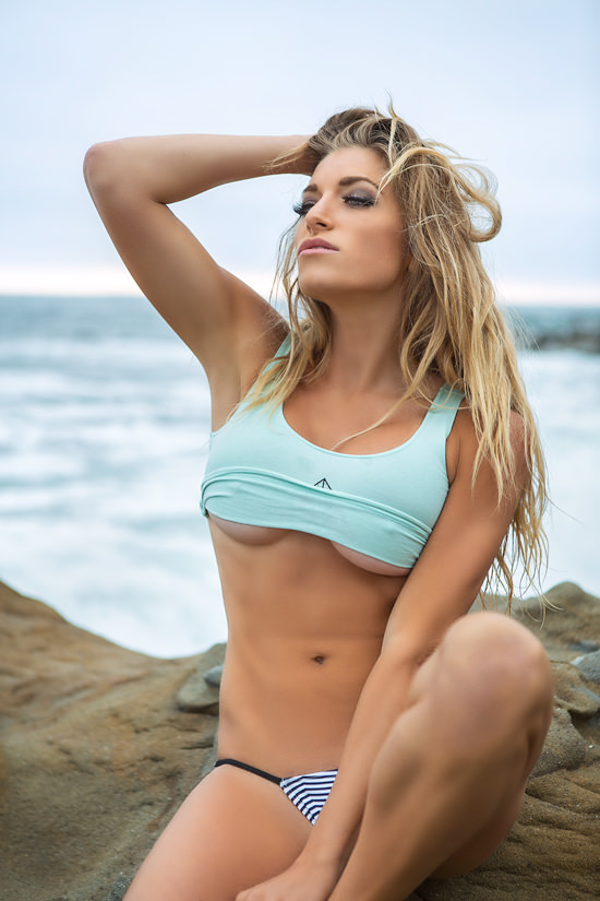Professional Swimwear Photo Shoot California