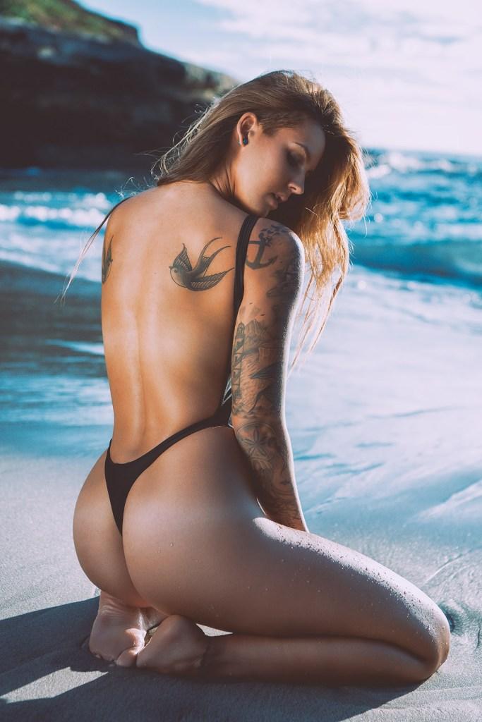 wind and sea bikini