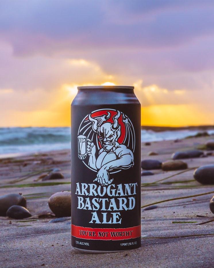 arrogant bastard ale