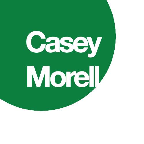 I'm Casey Morell.