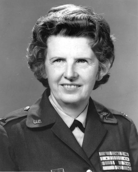 Who is the Most Decorated Woman in Military History?