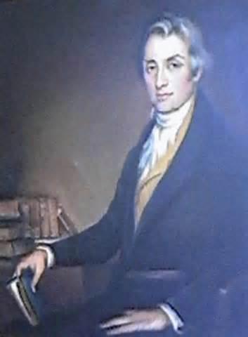 Abraham Baldwin - Signer of the United States Constitution - Georgia