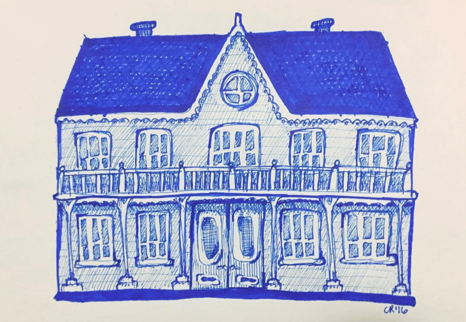Very very very fine house