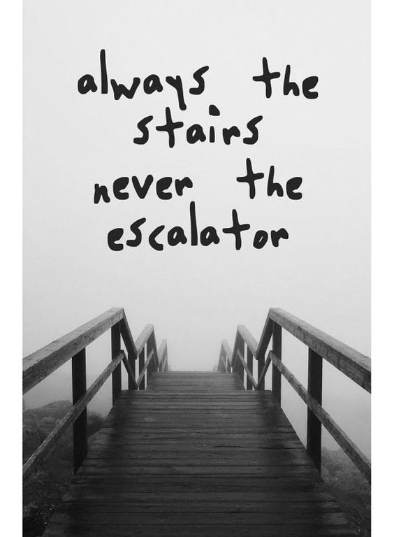 Casey Neistat Quotes : casey, neistat, quotes, Always, Stairs, Never, Escalator, Casey, Neistat, Quote